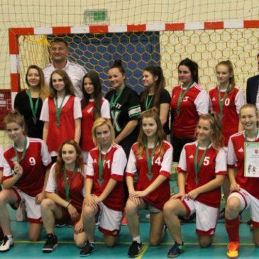 Nasze piłkarki wicemistrzyniami Ostrołęki!