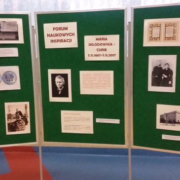 150 rocznica urodzin Marii Skłodowskiej Curie