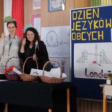 Szkolny Dzień Języków Obcych