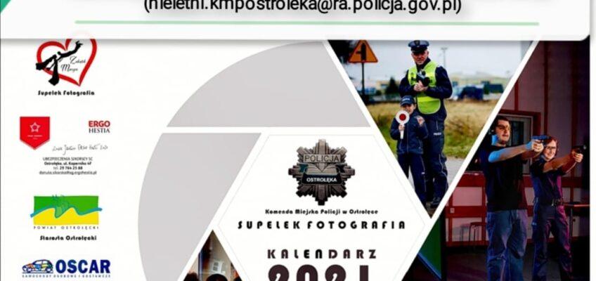 Plakat Policyjny